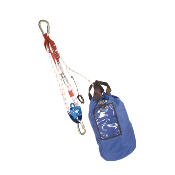 6108 Haul Safe Kit w/ NFPA 7/16 inch Rope