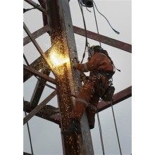 Cutting and Welding at Height