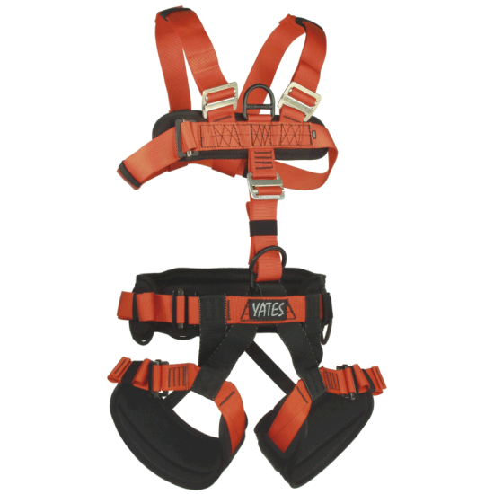 330A NFPA Full Body Harness - Padded