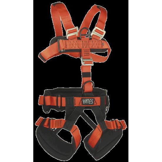 330 NFPA Full Body Harness - Unpadded