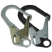 838A Double Locking Ladder Hook - Aluminum