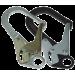 838S Double Locking Ladder Hook - Steel
