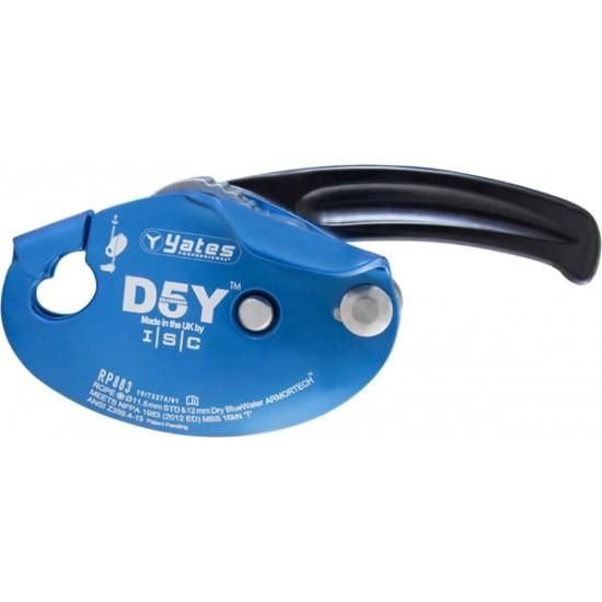 ISC D5Y Descender/Belay Device