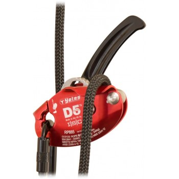 ISC D5 Descender/Belay Device