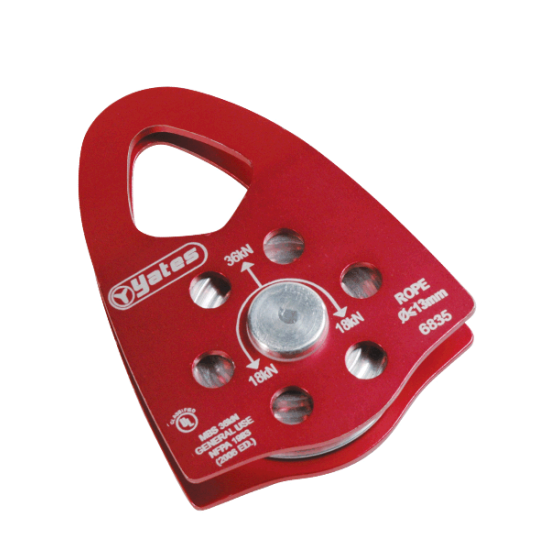6210 Yates Mountain Lite Single Pulley - SALE $60