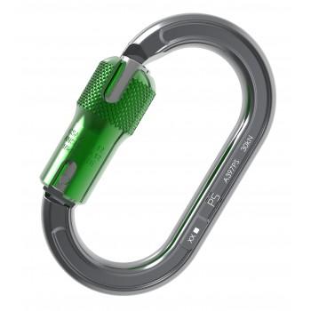1397 Yates TriLock® ANSI Oval Carabiner