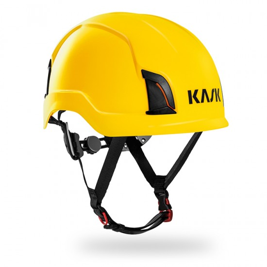 7009Y KASK Zenith E-Rated Helmet - Yellow
