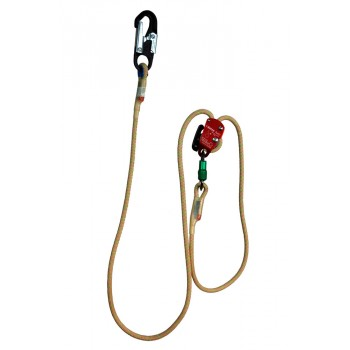Yates Positioning Lanyard(6 & 8') w/RAD Adjuster