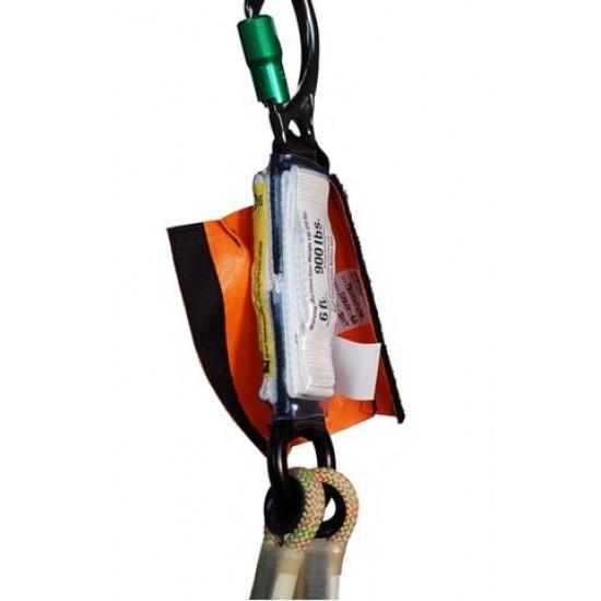 "SPRAT48 Sternal Attachment 48"" Lanyard w/2.5 Inch Aluminum Hooks."