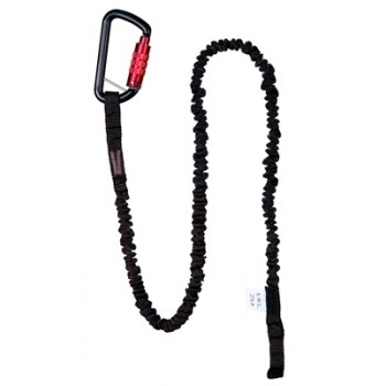 Bungee Tool Tether - w/Carabiner