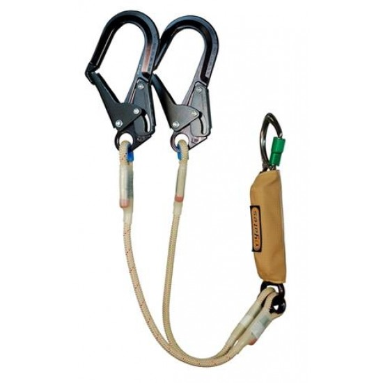 "SPRAT48FR Arc Flash Rated, Sternal Attachment 48"" Lanyard."