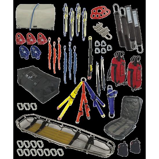8040 Rope Rescue Team Equipment Kit