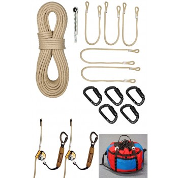 TOWER ACCESS VERTICAL LIFELINE KIT(ARC-FLASH RATED)-A