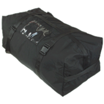 480 Riggers Gear Bag(Black, Ballistic Cloth)
