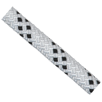"ProTac 1/2"" - White w/ Black"