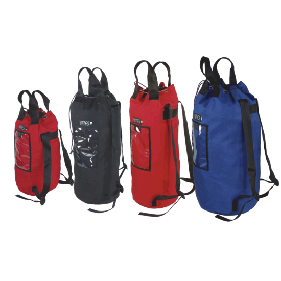 471 Large BS Rope Bag w/ Straps