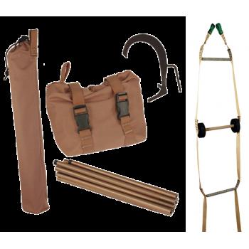 1789CL/CLT Carbon Lite Assault Ladder Kit