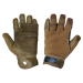 925T YATES Tactical Rappel / Fast Rope Gloves (Tan)