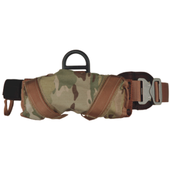 320CCUSN Tactical Rappel Belt w/Cobra Waist Buckle