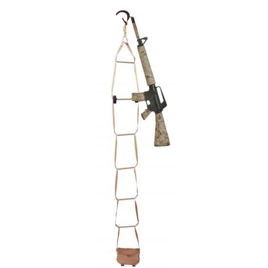 536CLT 10 ft. Pocket Ladder with Hook