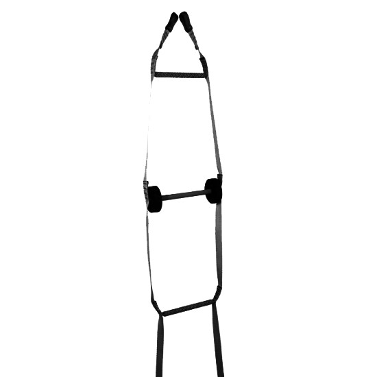 Carbon Lite UAL - 20 foot Black