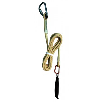 First Man-up 14' Buck Hook Rope Kit (Arc-Flash rated)