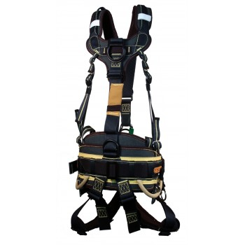 390KC Kevlarr® Tower Construction Welding Harness