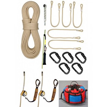TOWER ACCESS VERTICAL LIFELINE KIT(ARC-FLASH RATED)
